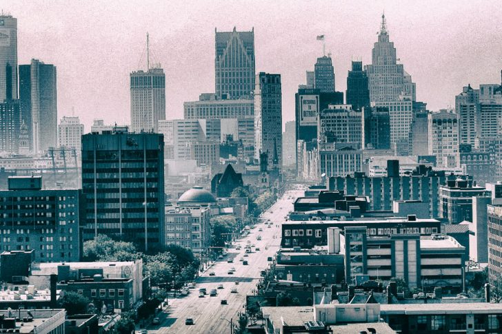 Could Social Media Have Saved Detroit? Imagining Social Media's Impact in the 1950s
