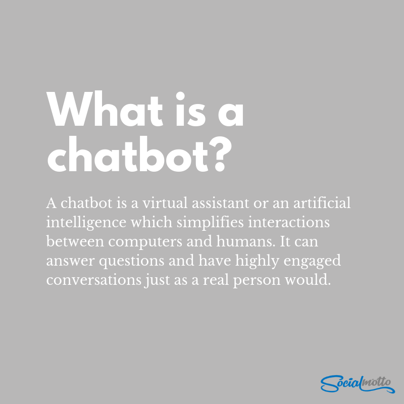 what exactly is a chatbot