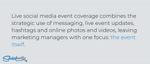 Facebook Live How To Succeed at Every Event