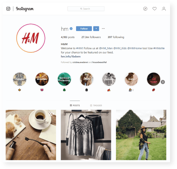 stay up to date on instagram trends
