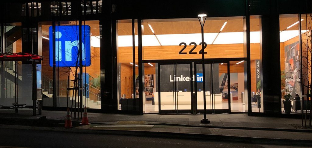 B2B businesses linkedin