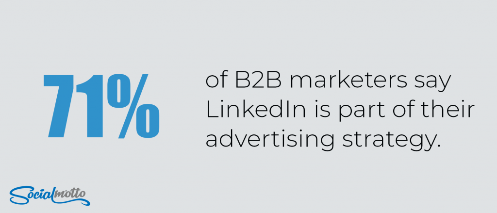 25 Linkedin Stats 71 Percent