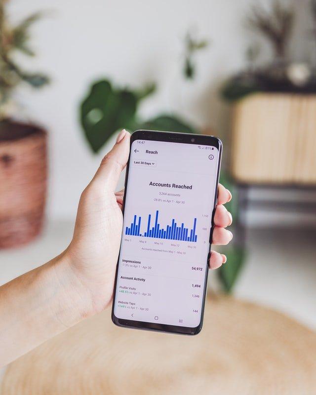 B2B Lead Gen from an Instagram Business Account